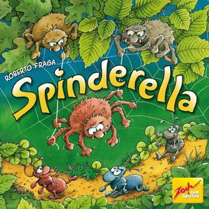 Puissance Spinderella - 7 Avril 2016