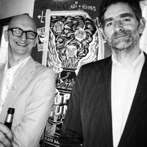 DJ Sonoflono & Herr Wempe im Gonzo Club