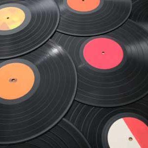 27.7.2012  Vinyl records, not Olympic records