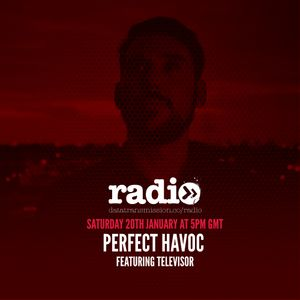 Perfect Havoc Show featuring Televisor