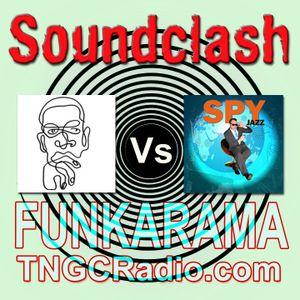 Soundclash Vol 23 : Funkarama The Hedonist Vs Jake Stern (Zowah Zay)