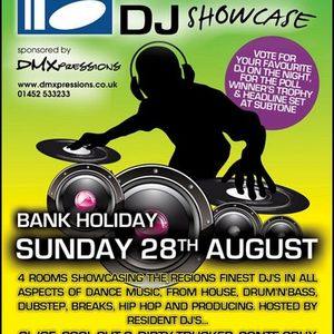 Out Of Stock  DJ Showcase ''Subtone'' Set August 2011