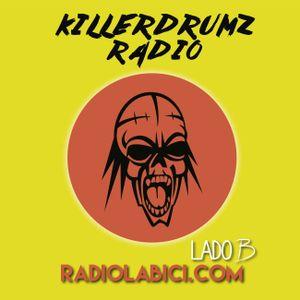 Killerdrumz Radio 08 02 16 por Radio La Bici