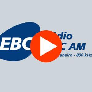 Interview at Radio MEC AM Brazil (with Alessandra Eckstein) - 19 Feb 2013