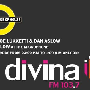 Vincenzo Ciotoli dj set on The Other Side of House(16/06/2012) Divina FM