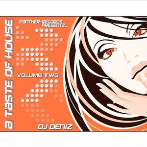 Dj Deniz - a taste of house Vol. 2 (Dance Edition) [2006]