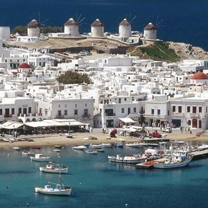 Global Warming: Greece (4 Dec 2010)