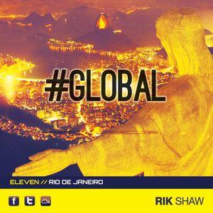 #Global - Eleven (Rio De Janeiro) (2011)