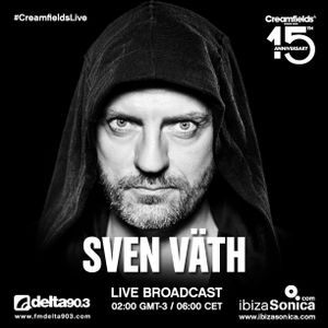 SVEN VATH @ COCOON STAGE - CREAMFIELDS BUENOS AIRES - NOV 2015