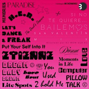 Si no te quiere... bailemos. Backroomix 002 por Abraham Araujo / DJ WOW Qué DJ