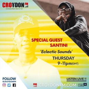 DJ Chillz Eclectic Sounds (special guest Santini) 27/09/18