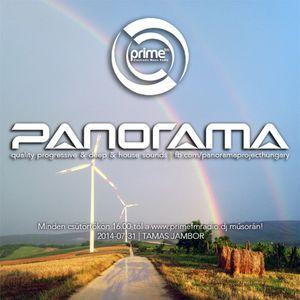 Panorama @ Prime FM 017   Mixed by Tamas Jambor   20140731