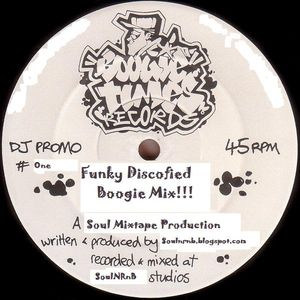 SoulNRnB's Funky Discofied Boogie Mix