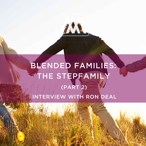 Blended Families Interview with Ron Deal Part 2 - The Stepfamily: Podcast 26