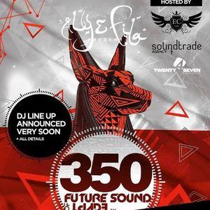 Bryan Kearney - Live @ Future Sound Of Egypt 350 , Lubiaz, Poland 2014-08-15