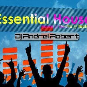 Andrei Robert a.k.a Dj Robbye @ HouseEssential (Radio PRO)