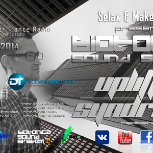 Selax & Make Believe pres. - Uplifting Syndrome 026 [10.07.2014]