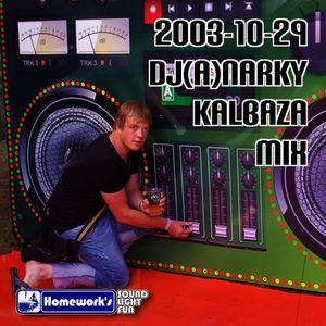 @GynarzWildz presents: a Māris Vilde ancient mix from way back in 2003-10-29