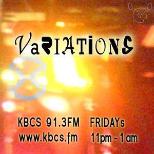 VARIATIONS 09.30.2011