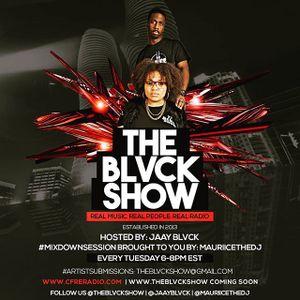The Blvck Show | Keyezer Interview + DJ Sparka | March 22