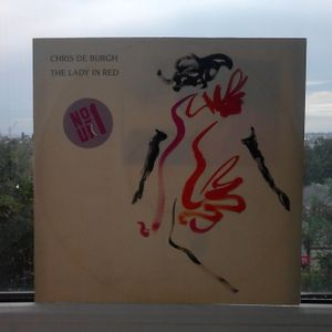 chris the burgh-the lady in red(1986 a&m records) london