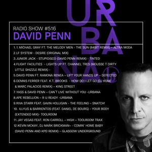 Urbana Radio Show By David Penn Chapter #516
