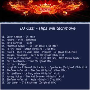 DJ Ozzi - Hips will techmove