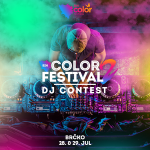 Aero - BIH Color Festival Contest Mix | Hammer Stage