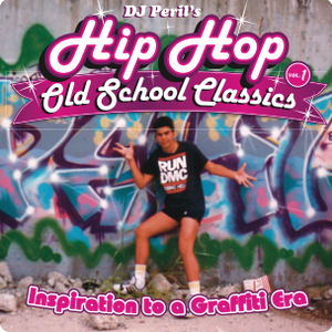 DJ PERIL'S INSPIRATION TO A GRAFFITI ERA HIP HOP OL SKOOL!