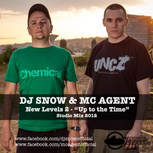 DJ SNOW & MC AGENT - New Levels 2 (Up to the Time) 2012