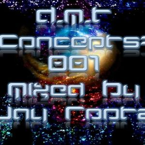 DMT Concepts - 001 - Mixed By Jay Rootz