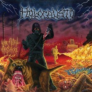 Parallax View #1 - War Metal Massacre