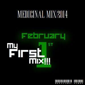 My First Mix (February Medicinal Mix 2014)