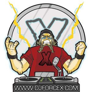 Crossing The Streams 4th Birthday Party Mix! @DJForceX @TheMixxRadio @Full_Frequency @TotalRocking