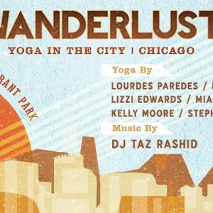 DJ Taz Live @ Wanderlust in the City- Chicago 2014
