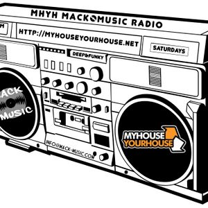 MyHouseYourHouse.net Mack-Music Radio Episode 008 Live From Steel City 02/04/2011