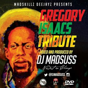 GREGORY ISAACS TRIBUTE [DJ MADSUSS].