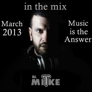 ►►►|Music is the Answer| mixed by Mike T 2013 vol.7