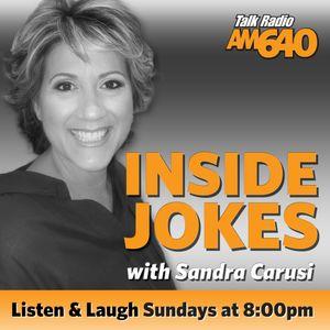 Inside Jokes - Sunday December 25th, 2016 - The Christmas Edition with Lars Classington