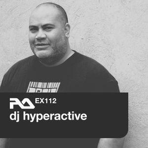 EX.112 DJ Hyperactive - 2012.09.14