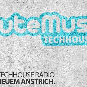 """Deephouse nach Hambuger Art"" Podcast 13Jan2013 at Rautemuisik.FM TechHouse"