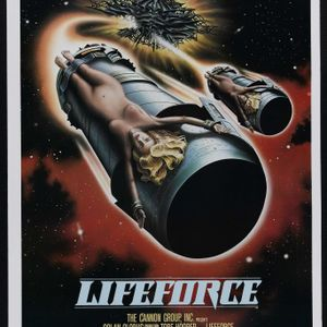 Lifeforce (1985) movie podcast