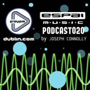 Joseph Conolly - Espai Podcast 020