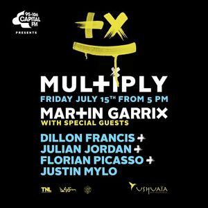 Martin Garrix - Live @ Multiply, Ushuaia Beach Club Ibiza - 15.07.2016