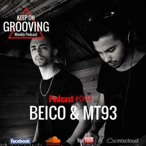 Keep On Grooving #004- Beico & MT93