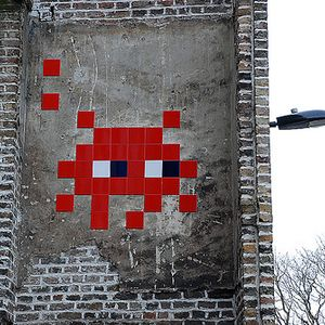 Space Invader Mix