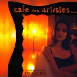 Cafe des Artiste restaurant Hollywood mix CD | commercial release thru Milan Records