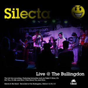 Silecta & His Band Live @ The Bullingdon