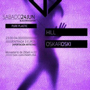 Oskar Oski And Hill Pure Plastic 33/45