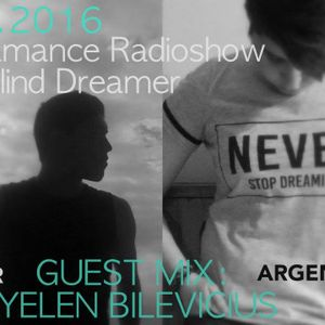Podcast Dreamance- Ep 030-by-Blind Dreamer19-12-2016- 2da Hora- GUEST MIX by Ayelen Bilevicius